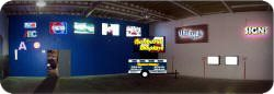 LED Sign Showroom Digital LED Message Center Showroom